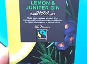 Morrisons Best Lemon Juniper Dark Chocolate