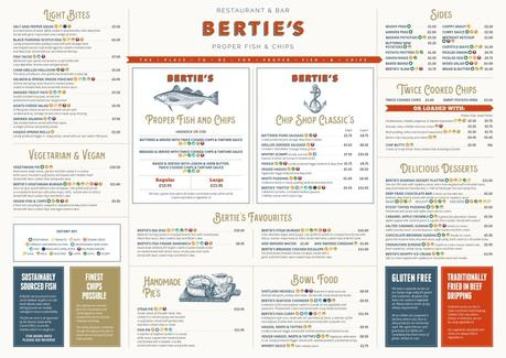 Opening Date for Bertie's on Victoria Street
