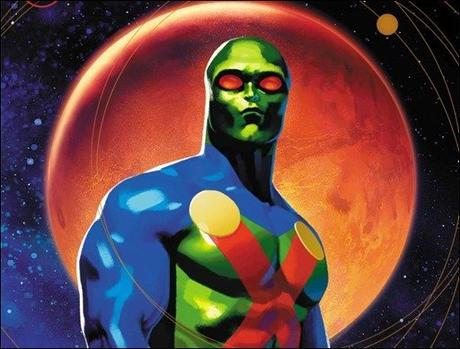 Preview: Martian Manhunter #1 by Orlando & Rossmo (DC)