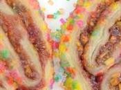 Raspberry Pistachio Palmiers #FoodieExtravaganza