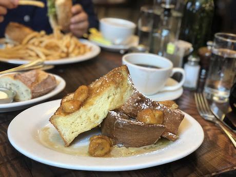 The Smith Restaurant French Toast Tanvii.com