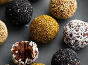 4-Ingredient Date Truffles