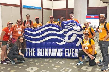 The Running Event Influencer Day Recap