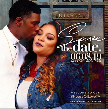 Save The Date: Tasha Page Lockhart & T. Veron House Announce Wedding Date
