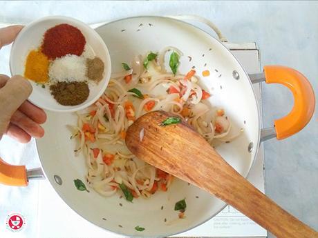 Okra Rice Recipe