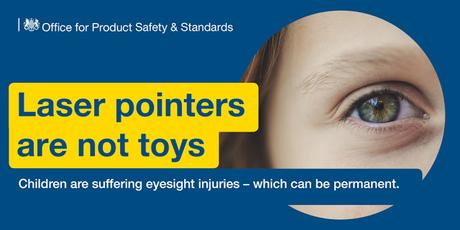 The Stocking Filler That Could Lead To Serious Vision Damage