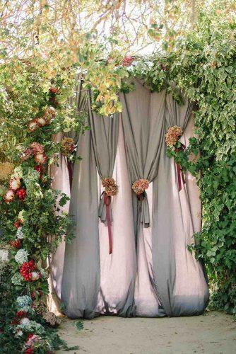 wedding colors 2019 olive green cloth decorate wedding backdrop delbarr moradi