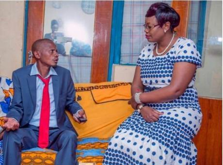 Githeri Man and Kiambu Women Rep Gathoni Wa Muchomba.