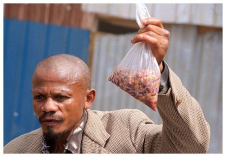 Githeri Man once again earns therecognition of president Uhuru Kenyatta