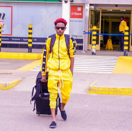Comedian Eric Omondi re-launches flopped show that aired on KTN just for days before he returned to Churchill