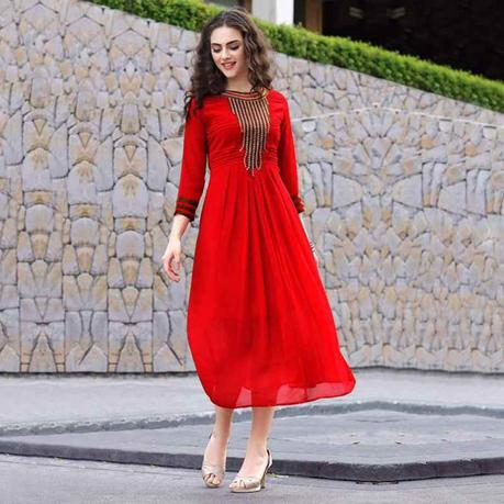 All You Want to Know about Indian Kurti & How to Buy One