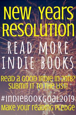 Indie Book Goal 2019 Challenge