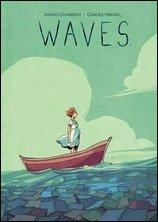 First Look: Waves HC OGN by Chabbert & Maurel – Coming in May 2019