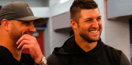"From Executive Producer Tim Tebow ""Run The Race"" In Theaters This February"