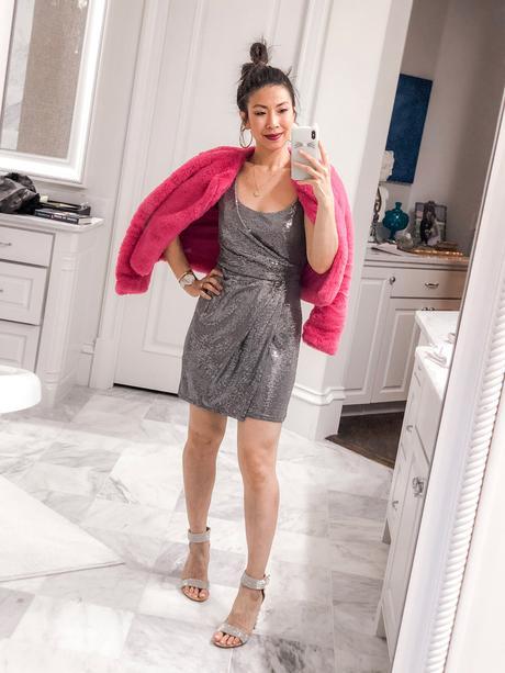 The Goldilocks of Holiday Jumpsuits {& a few Dresses}