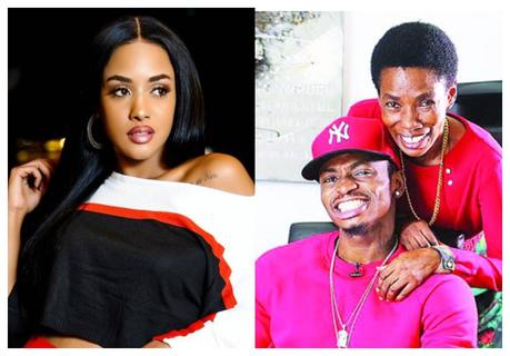 Diamond's mother impressed by Tanasha's young age... says she can't oppose son'shurried wedding