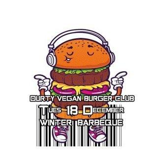 Event Preview: Durty Vegan Burger Club Winter BBQ