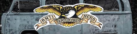 Iconic Anti Hero Skateboard Decks With 2019 Best Quality Finish