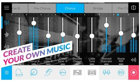best music maker apps Android/ iPhone