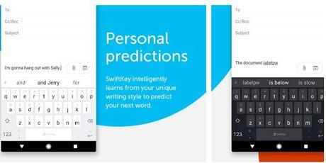 best keyboard apps Android/ iPhone