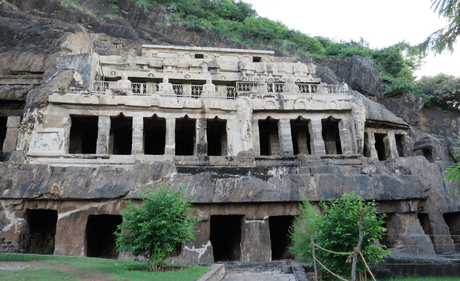 Photoessay: Undavalli caves, Vijayawada: splendid rock cut architecture