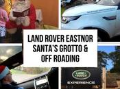 Christmas Out: Land Rover Experience Eastnor Off-road Driving Santa's Grotto