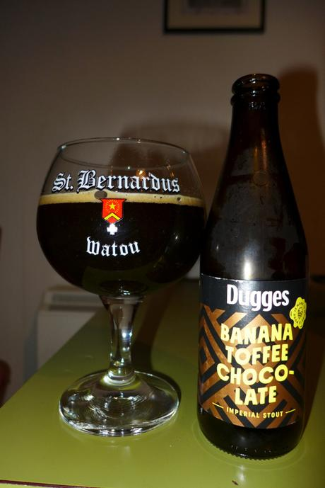 Tasting Notes: Dugges: Banana Toffee Chocolate Imperial Stout