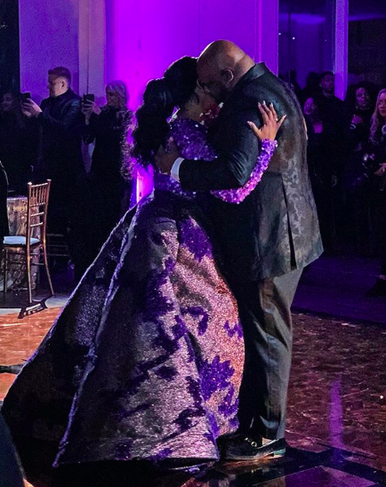 John Gray Surprises Wife With A Lamborghini SUV For 8th Wedding Anniversary