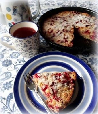 Cranberry Breakfast Cake
