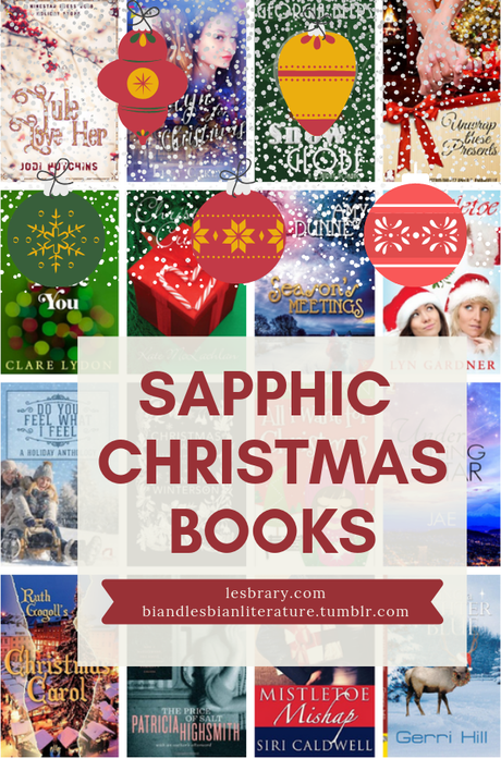 Sapphic Christmas Books