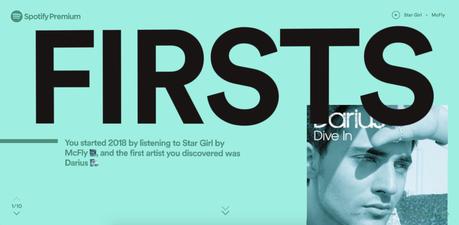 My Spotify 2018 Wrapped   Blogmas Day 6