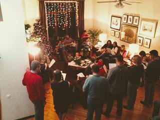 Caroling Party