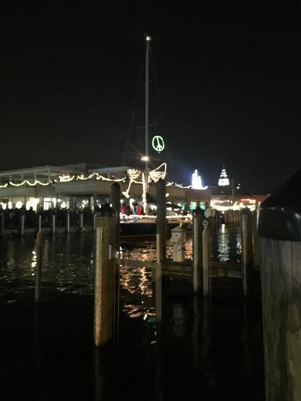Deciding to Be A Hallmark Movie in Annapolis, Not Just Watch One