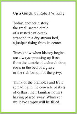 """""""Trees know when history begins"""""""