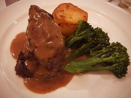 Brasserie Abode Distillers Night Meal with Buffalo Trace