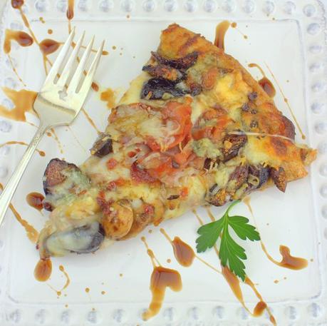 Porky Fig Pizza