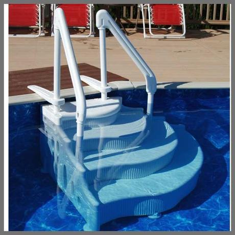 41 astonishing Gallery Of Wedding Cake Steps for Above Ground Pools