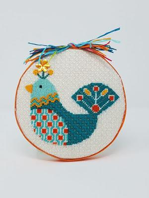 Fancy Feathered Friends Starts in January!