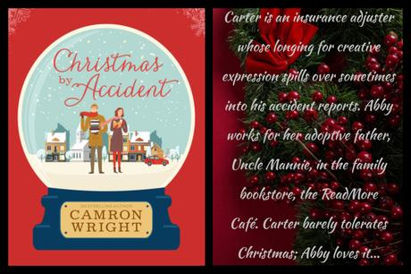 Book Review: Christmas By Accident #FestiveReads