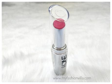 Oriflame The One Colour Obsession Lipstick Review Magenta Mania