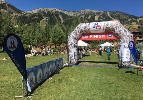 The 8th Jackson Hole Marathon (WY)