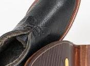 Seasonally-Suave Shearling: Noah Waxman Shearling Boot Collection