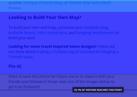 The Biggest Lessons Learned After Installing Heatmaps on Our Sites