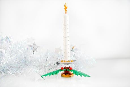 christmas lego, DIY christmas lego ornaments, DIY lego christmas decorations, Lego Christmas candle