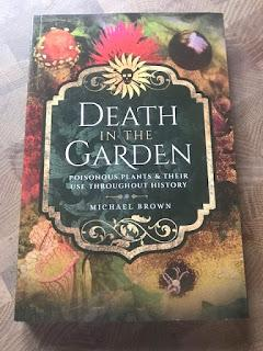 Book Reviews: Death in the Garden by Michael Brown and The Almanac (2019) by Lia Leendertz