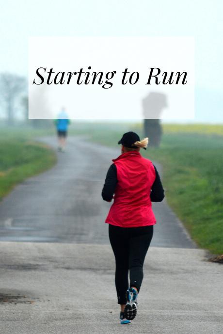 Starting to Run Again