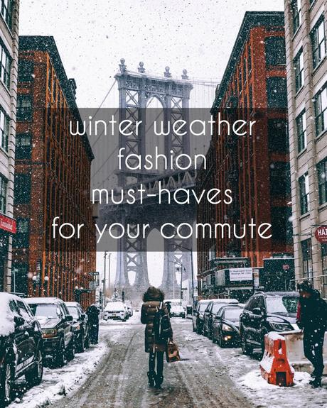 Winter Commute Must Haves for Warmth with Style