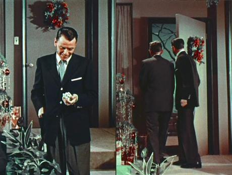 Frank Sinatra's Navy Blazer for the Holidays