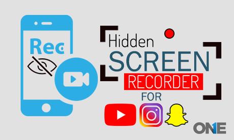 record youtube, instagram & SnapChat Screen