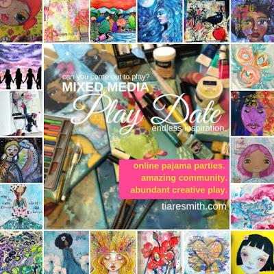 Mixed Media Play Date - Registration is OPEN!!